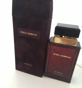 Dolce & Gabbana Pour Femme Intense парфюмерная вод