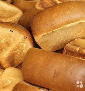 Хлеб в мешках