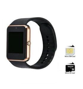 Часы телефон Smart Watch GT08