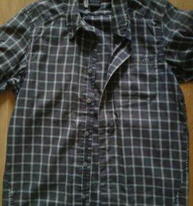 Adidas рубашка с коротким рукавом