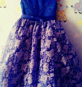 Очень красивое платье на выпускной