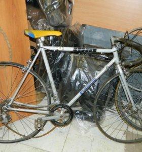 Продам велосипеды шоссейные PEUGEOT и ХВЗ