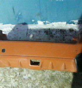 Задний бампер Subaru XV (G33, G43)