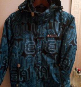 Куртка, ветровка+ толстовка 3в1 Bilemi