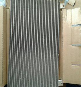 Радиатор кондиционера на Мазда фамилия с вагон