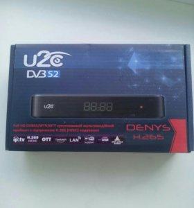 Спутниковый ресивер U2C Denys linux