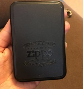 Подарочный набор Zippo