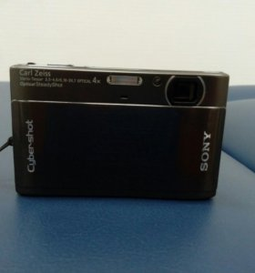 Фотоапарат sony.