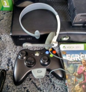Xbox 360 ппрошитый с Kinect