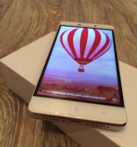 Новый Xiaomi Redmi 4 Pro White/Silver 32Gb