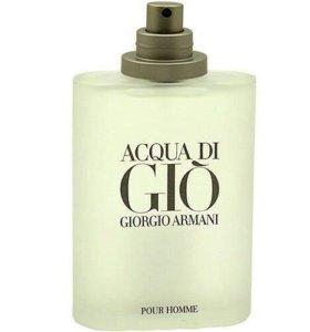 """ТЕСТЕР Giorgio Armani """"Acqua Di Gio Pour Homme"""""""