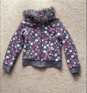 Куртка-кофта
