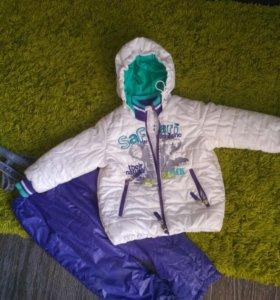 Демисезонный костюм GnK