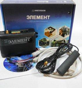 GSM сигнализация Элемент.