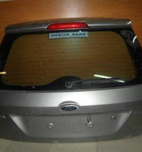 Дверь багажника на форд фиеста