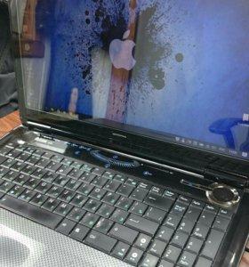 Игровой ноутбук Asus.