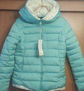 Демисезонная куртка размер 46-48