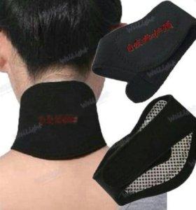 В наличии турмалиновые фиксаторы на шею