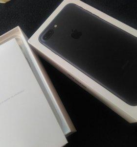 Коробка Iphone 7+ 128gb