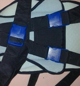 Анатомический рюкзак кенгуру переноска Globex