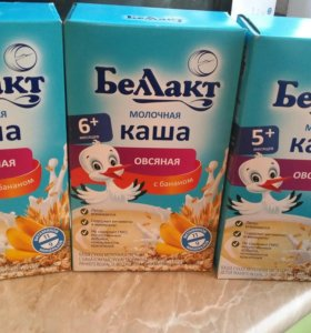 Каша Беллакт белорусского производства