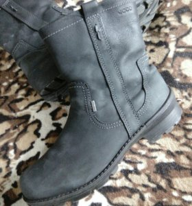 Ботинки ecco ( осень)