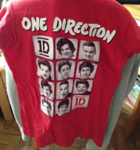 Футболка One Direction