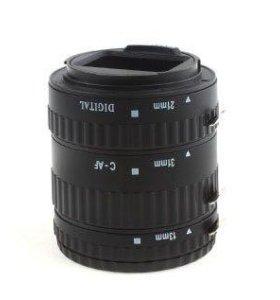 Макрокольца с автофокусом для Canon EOS
