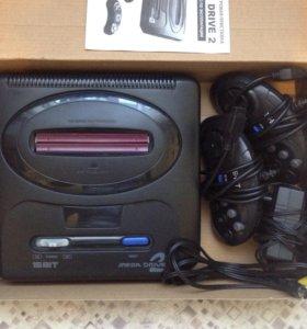 Sega Mega Drive 2 (16 bit), новодел нашего времени