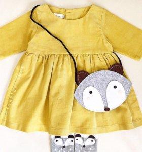 Платье детское ( новое)