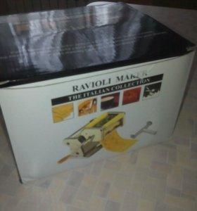 Машинка для приготовления пасты и равиоли