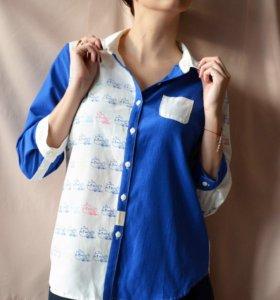 Рубашка оригинального дизайна