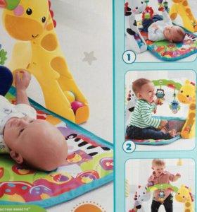 Детская развивающая игрушка