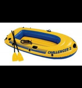 68367 Надувная лодка Challenger-2