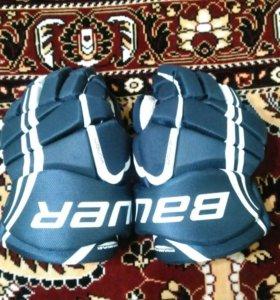 Перчатки хоккейные Bauer vapor X3.0