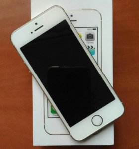 Iphone 5s Gold 32 Гбайт