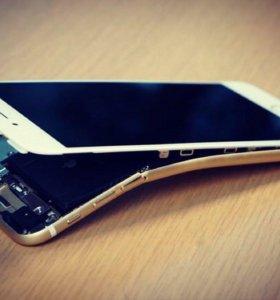 Замена экранов на смартфонах