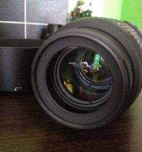 Фотообъектив Nikon 55-200 mm f/4-5.6G