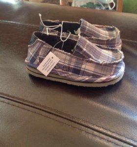 Ботиночки , туфли, сандали детские новые