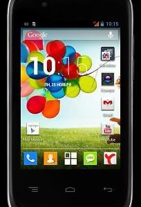 MegaFon Login 2 смартфон