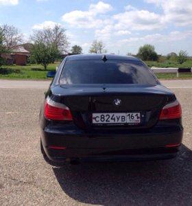 BMW 520 2007г