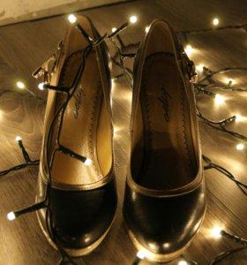 Туфли - кожа