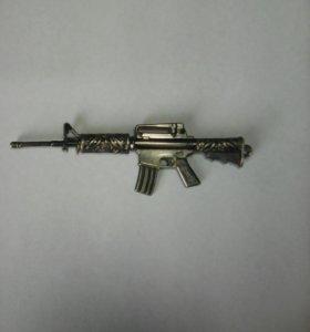 Брилок (пулимёт М4)