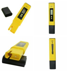 PH - метр для измерение качества воды.