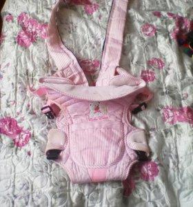 Кенгуру(сумка-переноска)для детей
