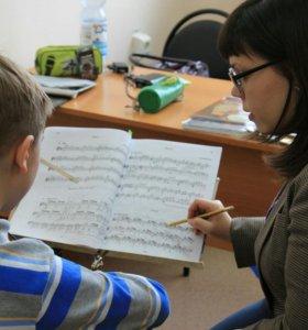 Уроки игры на гитаре детям