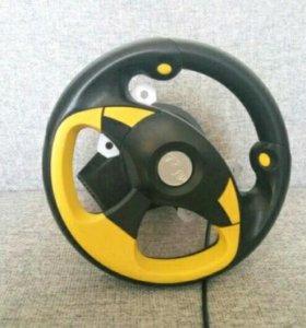 Игровой руль Saitek R80