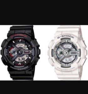 Часы ,оригинал,белые
