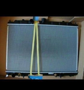 Радиатор охлаждения NISSAN X-TRAIL AT
