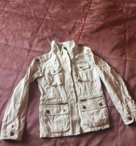Куртка- ветровка для девочки